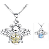5 Styles Pendant Noctilucent Necklace 3 Colors Available Highlight in the Party Special Hollow Pattern Halloween Ornament